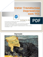 Como tratar Transtornos Depressivos com TCC - Psic. Ms. Eliana Melcher Martins.pdf