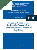 I Normas y protocolos atención prenatal, parto, puerperio.pdf