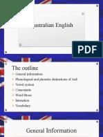 Australian English