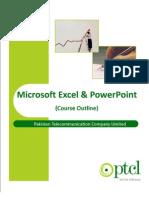 MS Excel Handouts)
