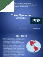 TRAJES TIPICOS DE AMERICA.ppt