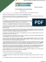 Instrução Normativa 146-2018