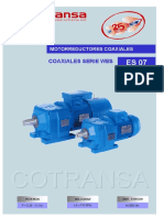 ES07 COAXIALES  SERIE WES7