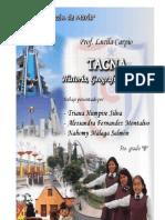 TACNA - Su historia,geografia,division politica y cultura