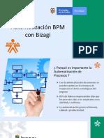 Automatización BPM con Bizagi