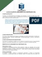 A IMPORTÂNCIA DO PLANEJAMENTO NA CONSTRUÇÃO CIVIL 01