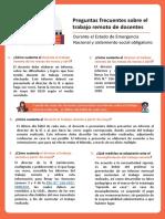 Preguntas frecuentes sobre el trabajo remoto.pdf
