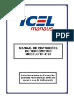 TR-4120 Manual Terrometro