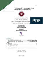 Practica de Laboratorio 4 Silva - Acosta