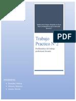 TP N°2 Iguales ante la lengua, desiguales en el uso. Bases sociolingüísticas para el desarrollo discursivo.