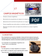campo magnetico 2018