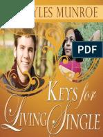 Keys for Living Single - Myles Munroe
