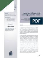 Trastornos del desarrollo del lenguaje 2020.pdf