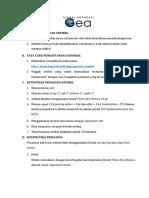 Template Penulisan Artikel GEA 2019