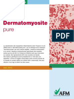 dermatomyosite cours