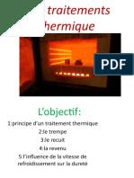 Les  traitements thermique.pptx