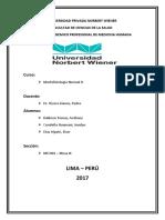 Monografía - Hipertiroidismo e Hipotiroidismo
