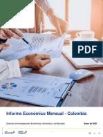 Resumen Económico Mensual  2020
