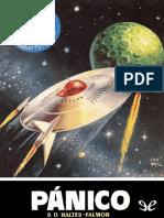[Bolsilibros] [Espacio - El Mundo Futuro 07] Haltes-Falmor, S. D. - Panico [45365] (r1.0)