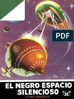 [Bolsilibros] [Espacio - El Mundo Futuro 11] Carrados, Clark - El negro espacio silencioso [45454] (r1.0)