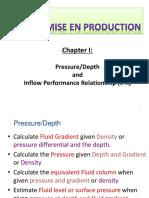 01, Pressure-Depth and IPR