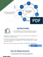 Instructivo Formato de Creación de Usuarios Sistema CETIL
