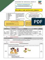 16-08-17 afiche valor nutritivo de los alimentos charo