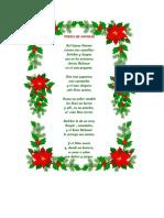 Poesia Navidad