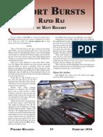 Pyramid 3-88 - Short Burst 04 - Rapid Raj - Matt Riggsby (2016)