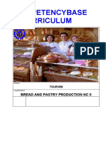 CBC -  Bread and Pastry Production