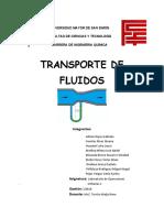 4. Transporte de fluidos
