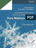 pure mathematics 1  pdf