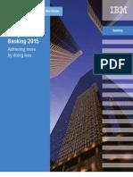 IBM BV Banking 2015