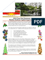 Final Holiday Newsletter 2010