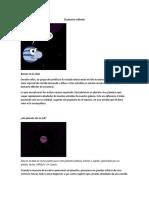 El planeta solitario (Un poco de astronomia)