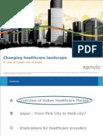 Changing Healthcare Landscape 040111