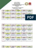 BCO GRADE 9 ENGLISH Q1 calendar type 2020