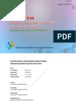 Statistik Sosial Ekonomi Rumah Tangga Sulawesi Selatan Hasil Susenas 2015.pdf