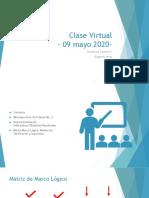 Clase Virtual 09 Mayo 2020-Proyectos Sociales II (1)