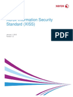 Xerox Information Security StandardsV1.2