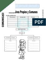 Ficha-de-Sustantivos-Propios-y-Comunes-para-Segundo-de-Primaria