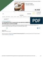 Poca circulación del virus a pesar de más salidas _ Información 04- 06-20  España