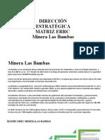 Matriz ERRC Mario Rosado MBA 134