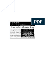 UPES Road Show & Counseling Meet-Indore