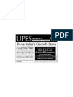 UPES Road Show & Counseling Meet-Jaipur
