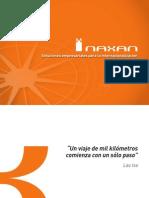 PRESENTACION DE EMPRESA NAXAN