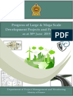 Progress of Large & Mega Scale Development Projects & Programmes as at 30th June 2019.pdf