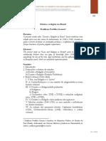 REVISTA DE HISTÓRIA DO DIREITO E DO PENSAMENTO POLÍTICO