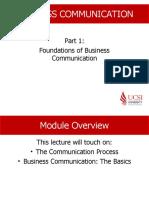 BC 01 The Communication Process.ppt