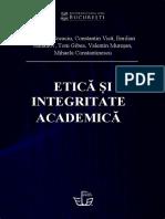 Etica si integritate academica w